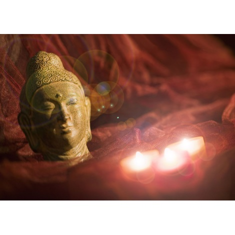 Eglo 75039 - Dekoratív lámpa BUDDHA 3xLED/0,02