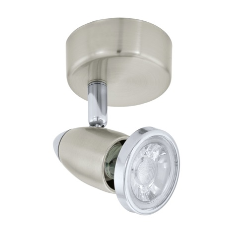 Eglo 75114 - LED spotlámpa MOVE 2 1xGU10/3,3W/230V