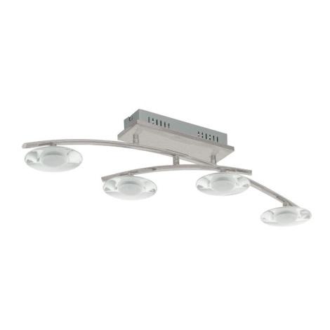 Eglo 75147 - LED-es mennyezeti lámpa Calogero 4xLED SMD/3W/230V