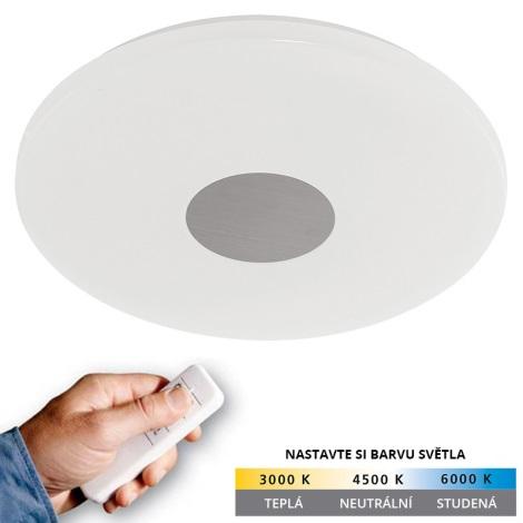 Eglo 75289 - LED mennyezeti lámpa VOLTAGO 1xLED/18W/230V fényerőszabályzós