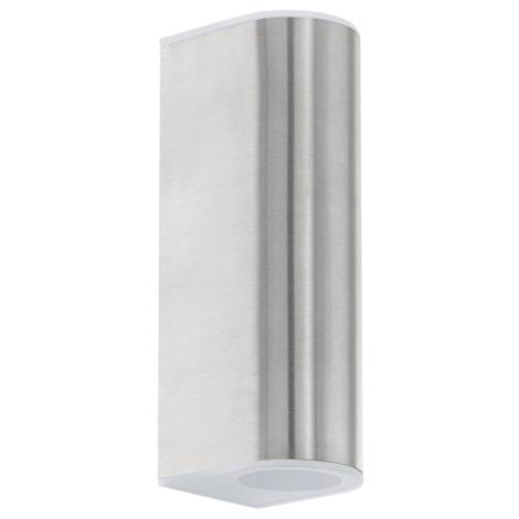 EGLO 78049 - CABOS kültéri fali lámpa 2xLED/2,5W