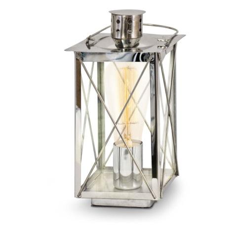 Eglo 78518 - Asztali lámpa DONMINGTON 1xE27/60W/230V