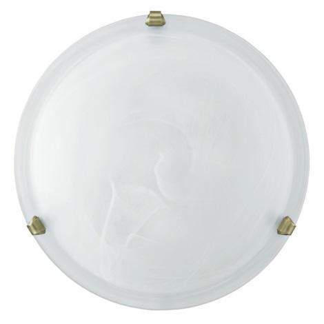 Eglo 7901 - Mennyezeti lámpa SALOME 2xE27/60W/230V