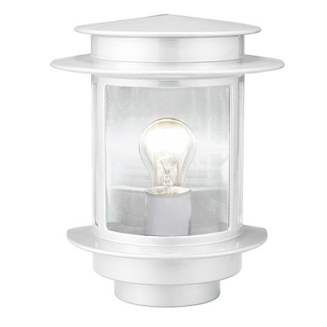 EGLO 80767 - EXIT 1 kültéri fali lámpa1xE27/60W fehér