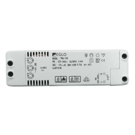 Eglo 80885 -elektromos transzformátor EINBAUSPOT 70W