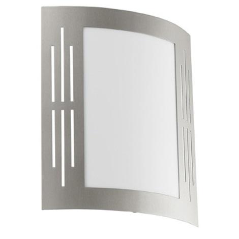 EGLO 82309 - CITY kültéri fali lámpa1xE27/15W