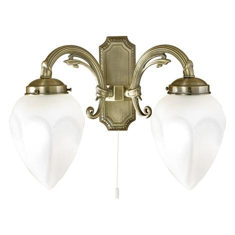 EGLO 82745 - IMPERIAL fali lámpa 2xE14/40W