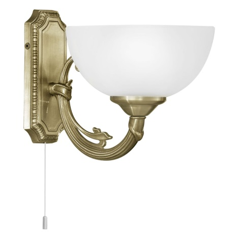 EGLO 82751 - Fali lámpa SAVOY 1xE14/40W/230V