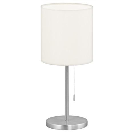 Eglo 82811 - Asztali lámpa SENDO 1xE27/60W/230V