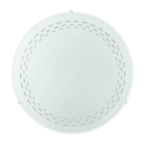 Eglo 82886 - Mennyezeti lámpa TWISTER 1xE27/60W/230V
