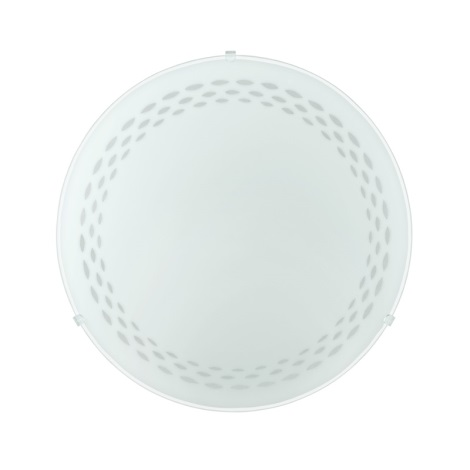Eglo 82893 - Mennyezeti lámpa TWISTER 1xE27/60W/230V