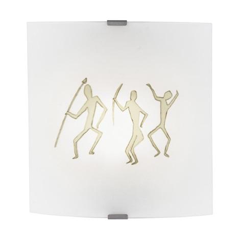 EGLO 83128 - GRAFIK fali lámpa 1xE27/60W
