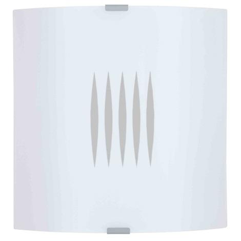 EGLO 83131 - GRAFIK fali/mennyezeti lámpa 1xE27/60W