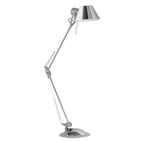 Eglo 83249 - Asztali lámpa OFFICE 1xE27/60W/230V