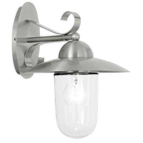 EGLO 83588 - MILTON kültéri fali lámpa 1xE27/60W