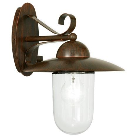 EGLO 83589 - MILTON kültéri fali lámpa 1xE27/60W