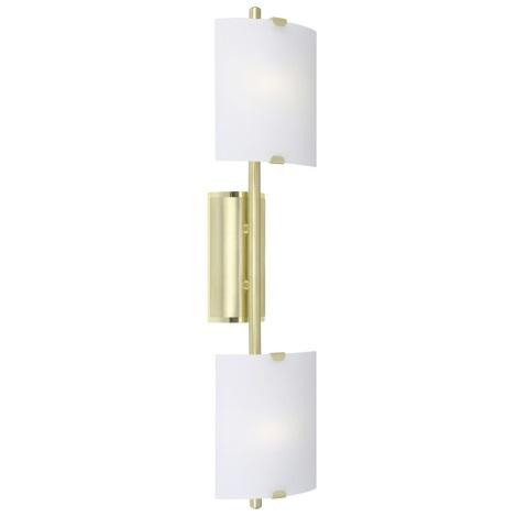 Eglo 83812 - Fali lámpa FONDO 2xG9/60W/230V