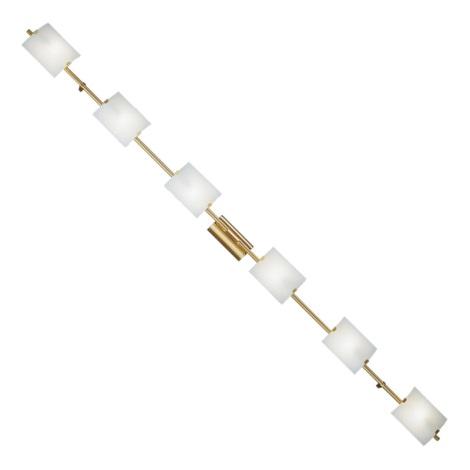 Eglo 83816 - Mennyezeti lámpa FONDO 6xG9/60W/230V