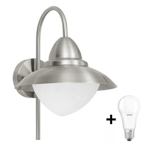 EGLO 83966 - SIDNEY kültéri fali lámpa 1xE27/60W