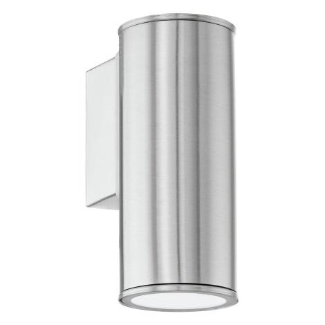 EGLO 83998 - Kültéri fali lámpa RIGA 1xGU10/50W