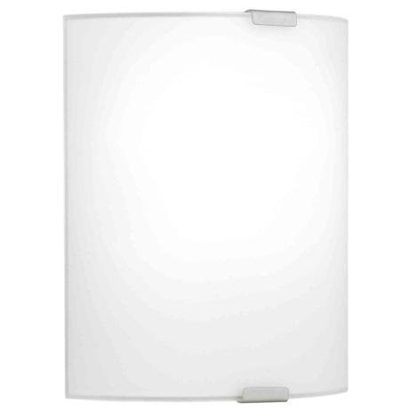 EGLO 84028 - GRAFIK fali/mennyezeti lámpa 1xE27/60W fehér