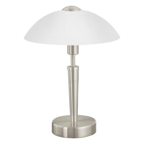 EGLO 85104 - SOLO 1 asztali lámpa 1xE14/60W