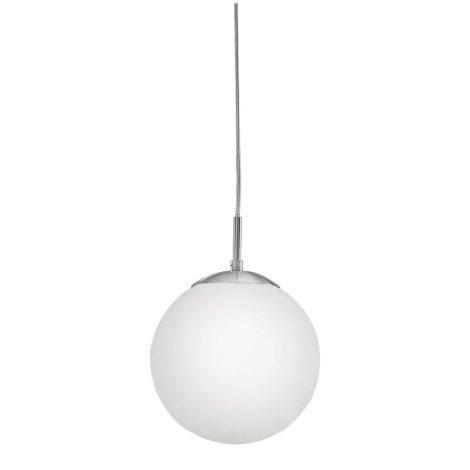 EGLO 85263 - RONDO függeszték 1xE27/60W fehér