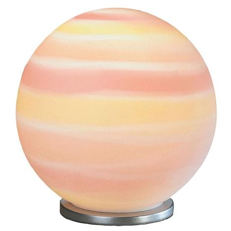 EGLO 85873 - Asztali lámpa COLORE 1xE27/40W narancs