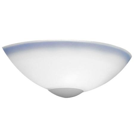 EGLO 86086 - ALBEDO fali lámpa 1xE27/60W kék üveg