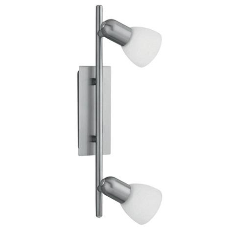 EGLO 86214 - ARES 1 spotlámpa 2xE14/40W fehér