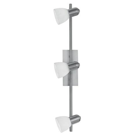 EGLO 86215 - Spotlámpa  ARES 1 3xE14/40W fehér