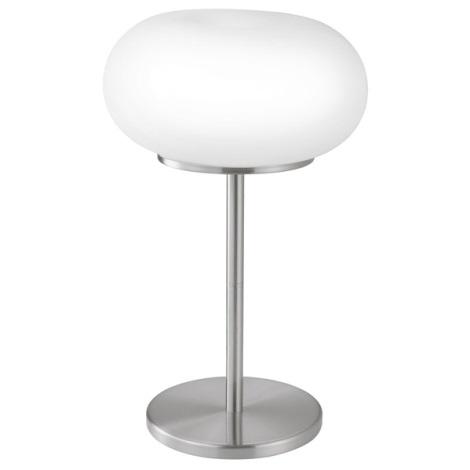EGLO 86816 - OPTICA asztali lámpa 2xE27/60W