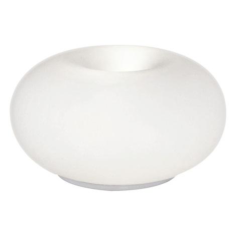 EGLO 86818 - OPTICA asztali lámpa 2xE27/60W fehér opálüveg