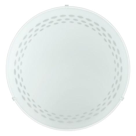 Eglo 86875 - Mennyezeti lámpa TWISTER 2xE27/60W/230V