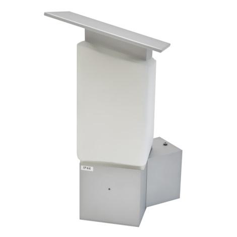 Eglo 87087 - Kültéri fali lámpa CALGARY 1 1xE27/60W/230V tejüveg