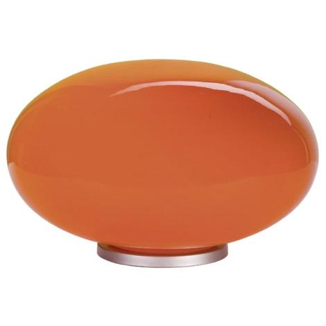 EGLO 87277 - NARO asztali lámpa 1xE27/60W narancssárga