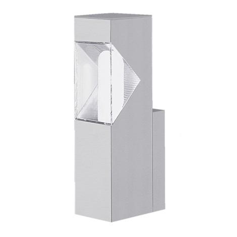 EGLO 87285 - SAO PAULO kültéri fali lámpa 1xE27/15W ezüst
