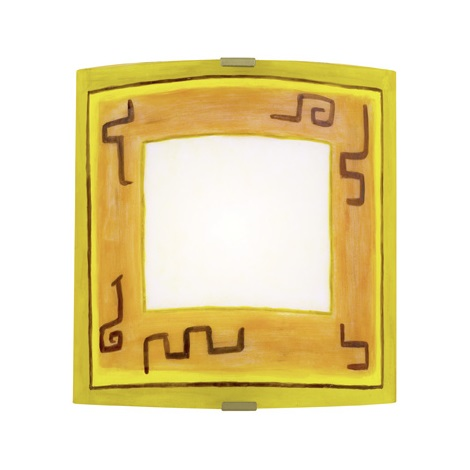 EGLO 87318 - ARTA 1 fali/mennyezeti lámpa 1xE27/60W