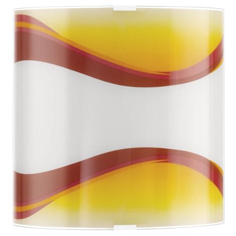 EGLO 87497 - NAPOLI 1 fali/mennyezeti lámpa 1xE27/60W