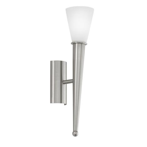EGLO 87535 - MARA fali lámpa 1xE14/60W fehér opálüveg