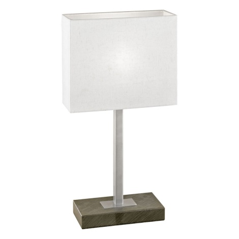 EGLO 87599 - PUEBLO 1 asztali lámpa 1xE14/60W
