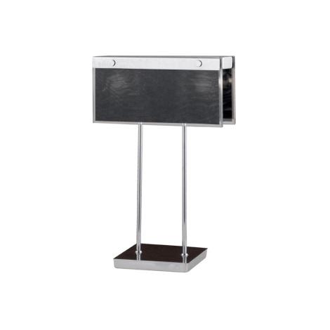 EGLO 87621 - SAMBUCA asztali lámpa 1xG9/40W