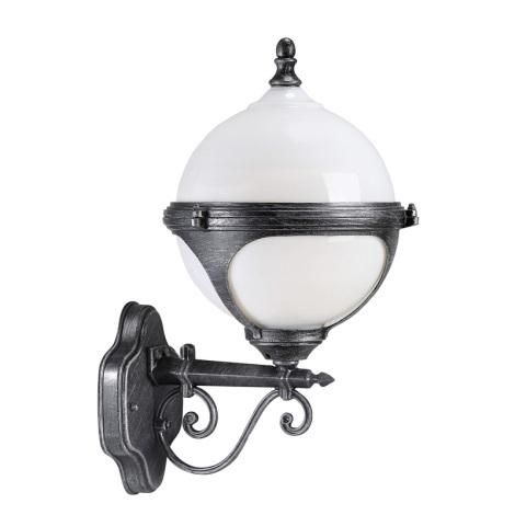 EGLO 88054 - PESCARA kültéri fali lámpa 1xE27/60W