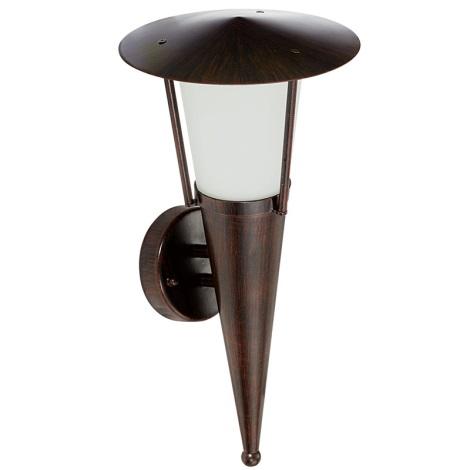 EGLO 88064 - SAN MARINO kültéri fali lámpa 1xE27/60W