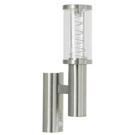 EGLO 88122 - TRONO szenzoros kültéri lámpa 2xGU10/50W