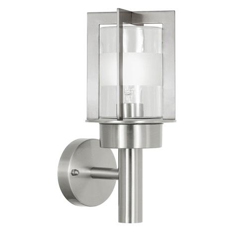 EGLO 88126 - CAPITOL kültéri fali lámpa 1xE27/60W