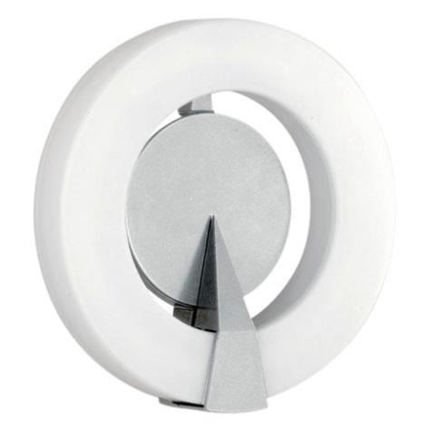 EGLO 88155 - ROI kültéri  fali lámpa 1x2GX13/22W ezüst/fehér