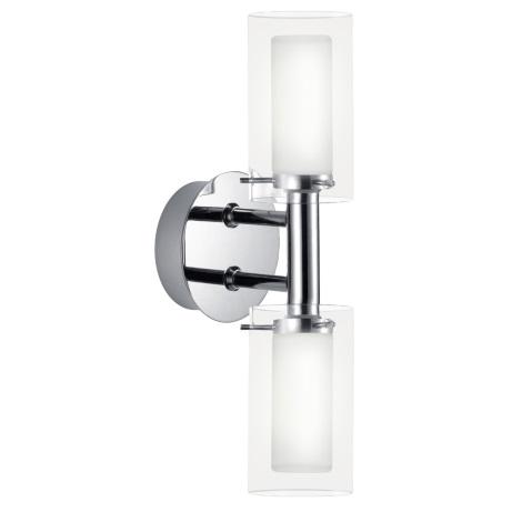 EGLO 88194 - PALERMO fürdőszobai fali lámpa1xG9/33W
