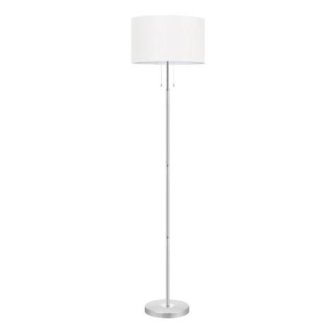 EGLO 88566 - HALVA állólámpa 3xE27/60W+1xE27/100W fehér