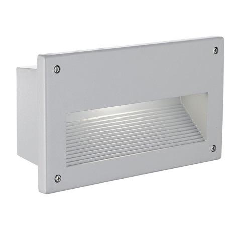 EGLO 88575 - ZIMBA kültéri lámpa 1xE14/60W ezüst